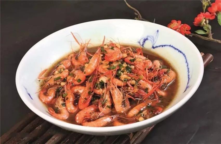 【创新菜】酱油小河虾