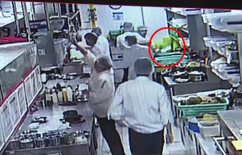 """两厨师争论杭州名菜""""片儿川""""的做法几乎大打出手!"""